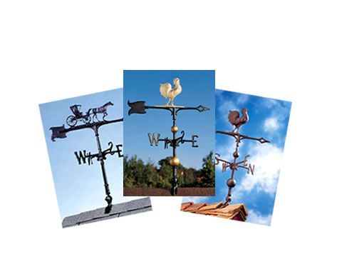 Weathervanes and Driveway Markers
