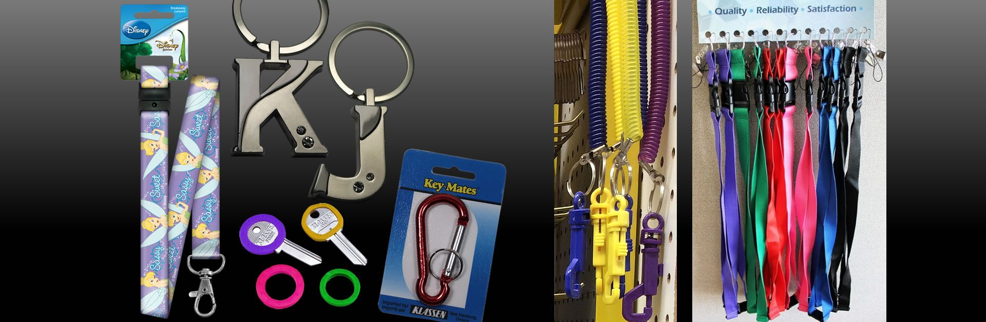 Key Chains and accessories