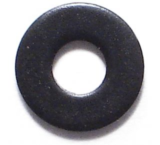 Product Name: #6 Flat Washer Black