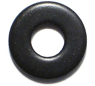 Product Name: #8 Flat Washer Black