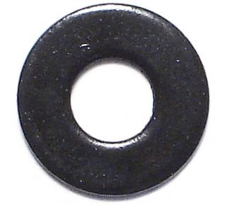 Product Name: #10 Flat Washer Black