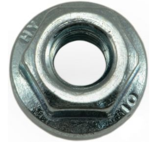 Product Name: 6mm-1.00 JIS Flng Nt Cl10