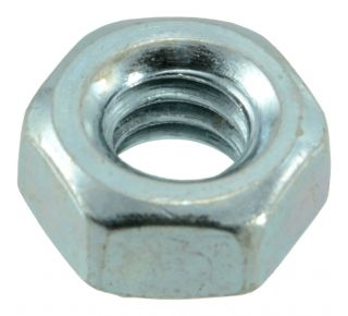 Product Name: 1/4-20 Hex Nut Zinc