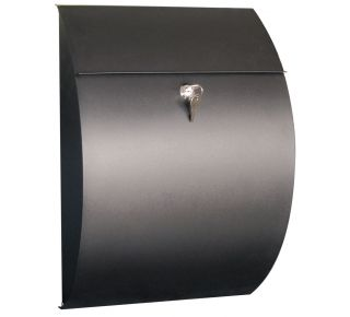 Product Name: Locking Galv.Steel Mailbox-13 x18x5-3/8