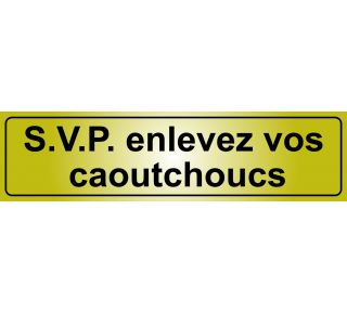 Product Name: SVP ENLEV/CAOU