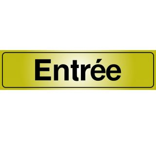 Product Name: ENTREE