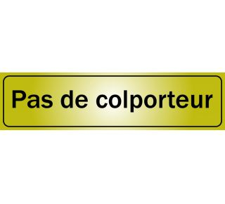 Product Name: PAS DE COLPORT