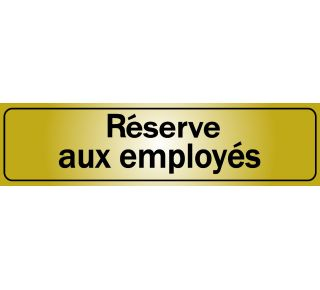Product Name: RESERVE EMPLOY