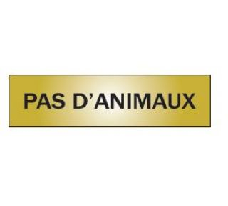 Product Name: PAS D'ANIMAUX