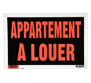 Product Name: APT. A LOUER