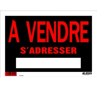 Product Name: A VEND/S'ADRESSR