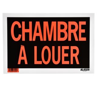 Product Name: CHAMBRE A LOUER