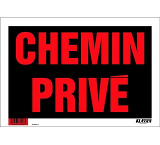 Product Name: CHEMIN PRIVE