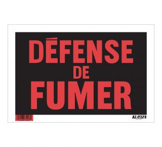 Product Name: DEFENSE DE FUM