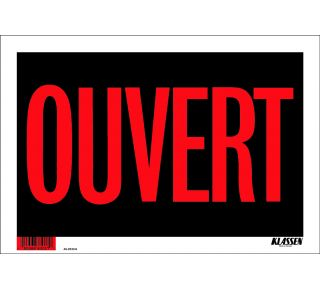 Product Name: OUVERT