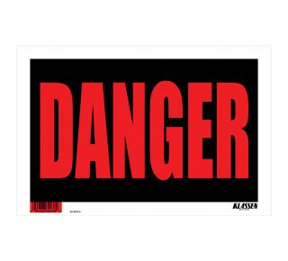 Product Name: DANGER