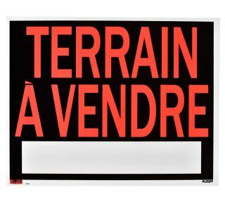 Product Name: TERRAIN A VENDRE
