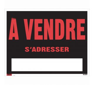 Product Name: A VENDRE