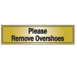 Product Name: PLS REMOVE OVERSHOE