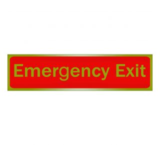 Product Name: EMERG/EXIT