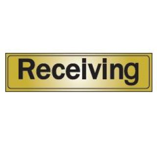 Product Name: RECEIVING