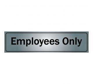 Product Name: EMPLOYEES ONLY