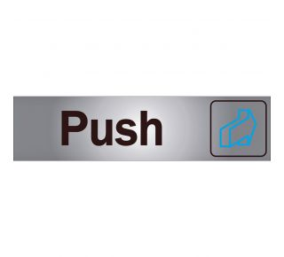 Product Name: PUSH (HORIZ)