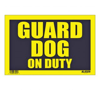 Product Name: GUARD DOG/DUTY