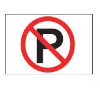 Product Name: NO PARKING