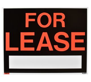 Product Name: FOR LEASE