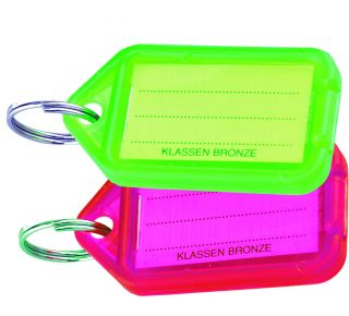 Product Name: CLICK TAGS BOX OF 100