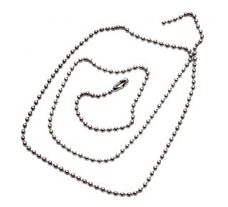 Product Name: BEADED CHAIN 24""