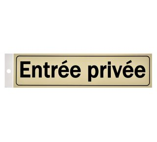 Product Name: ENTREE PRIVE