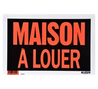 Product Name: MAISON A LOUER