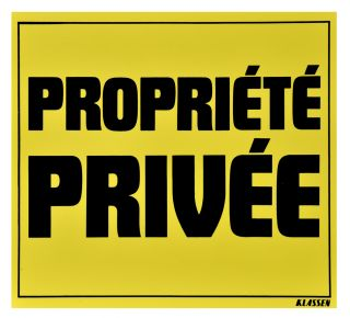 Product Name: PROPERIETE PRIVEE