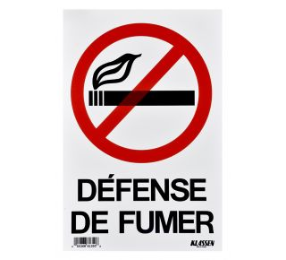 Product Name: DEF.DE FUMER (S&A)