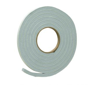 "Product Name: V445C - VINYL FOAM W/S TAPE 1/2""X3/8X10'"