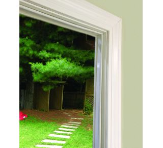 Product Name: VA17WC - ALUM & VINYL ADJ NAIL-ON DOOR SET WHT