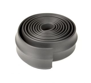 "Product Name: G9AC - EPDM RUBBER GARAGE DOOR BOTTOM KIT 2-1/4""X 9'"