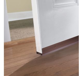 "Product Name: B7936C - VINYL SLIDE-ON DOOR BOTTOM 36""LONG"