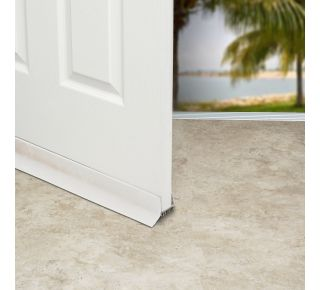 Product Name: UDB77WC - SLIDE-ON DOOR SWEEP/STOP