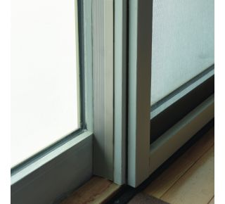 "Product Name: PD84CLC - PATIO DOOR WEATHERSEAL  1-7/8""X 84"" CLEAR"
