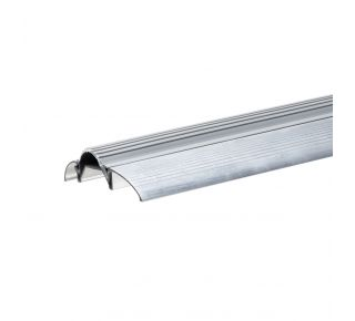 "Product Name: ST26AC - ALUMINUM THRESHOLD 3""X36"" SILVER"